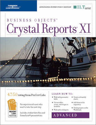 SM Crystal Reports 11 Advcd (Book)