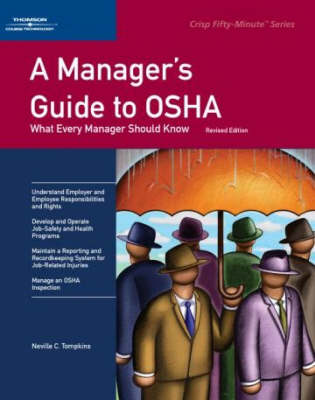 50 Minute Book: A Manager's Guide to OSHA (Paperback)