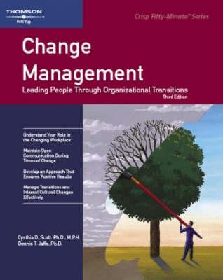 50 Minute Book: Change Management (Paperback)
