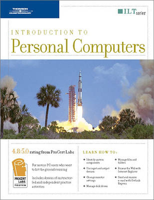 Introduction to Personal Computers - ILT (Spiral bound)