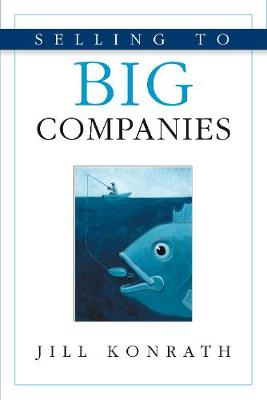 Selling to Big Companies (Paperback)
