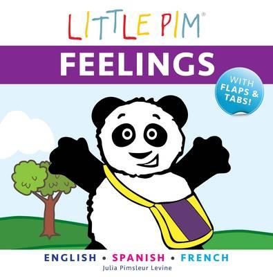 Little Pim: Feelings - English/Spanish/French (Paperback)