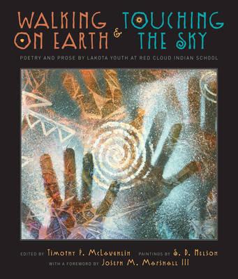 Walking on Earth and Touching the Sky (Hardback)
