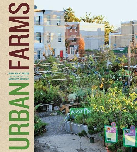 Urban Farms (Hardback)