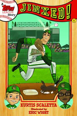 A Topps League Story: Book One: Jinxed! (Paperback)