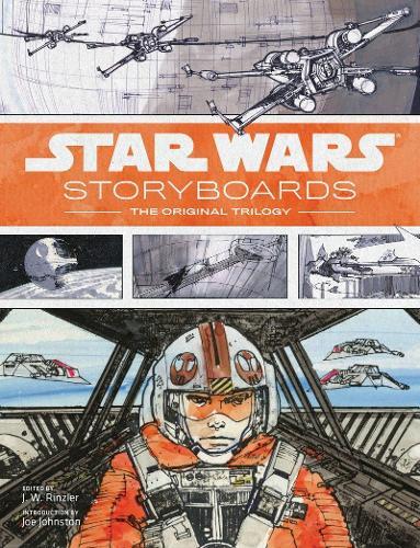 Star Wars Storyboards: The Original Trilogy: The Original Trilogy (Hardback)