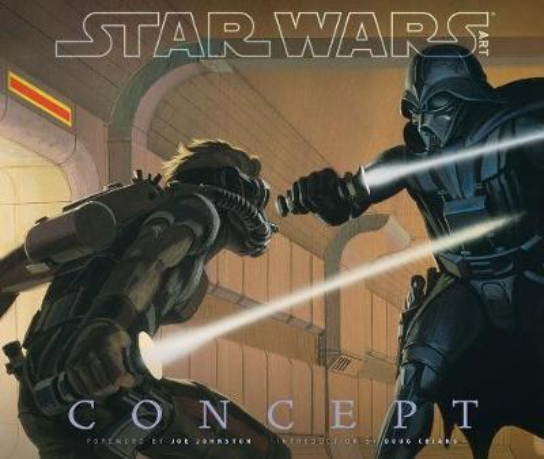 Star Wars Art: Concept (Hardback)