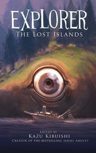 Explorer 2: The Lost Islands (Hardback)