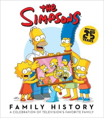 Simpsons Family History (Hardback)