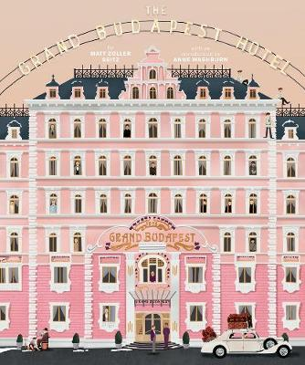 The Wes Anderson Collection: The Grand Budapest Hotel (Hardback)