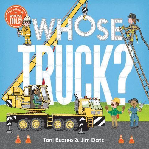 Whose Truck? (Board book)