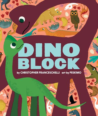 Dinoblock (Board book)