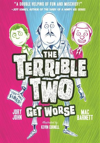 Terrible Two Get Worse, The (Hardback)