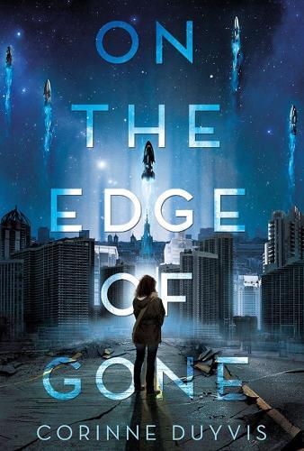 On the Edge of Gone (Hardback)