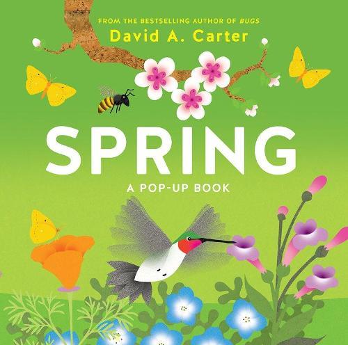 Spring: A Pop-up Book - Seasons Pop-up