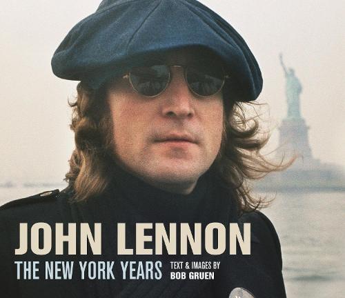 John Lennon: The New York Years (reissue) (Hardback)