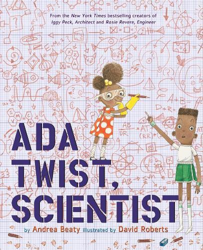 Ada Twist, Scientist (Hardback)