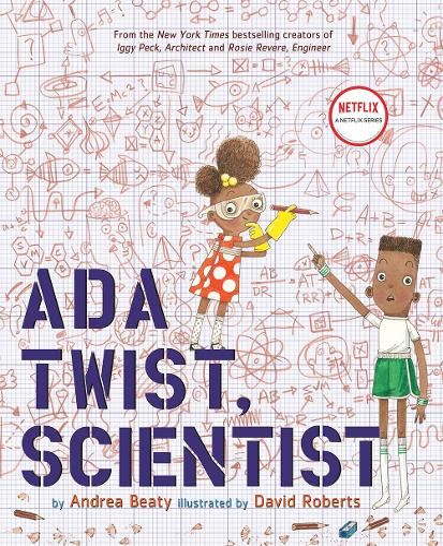Ada Twist, Scientist - The Questioneers (Hardback)