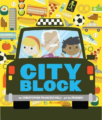 Cityblock (An Abrams Block Book) - An Abrams Block Book (Board book)