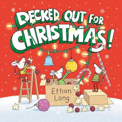 Decked Out for Christmas! (Board book)