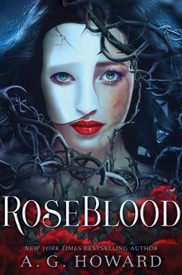 Roseblood (UK edition) (Paperback)