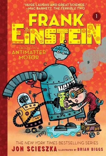 Frank Einstein and the Antimatter Motor - Frank Einstein (Paperback)