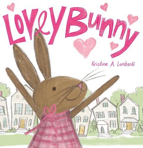 Lovey Bunny - Lovey Bunny (Board book)