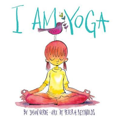 I Am Yoga (Board book)