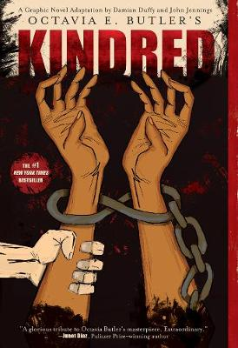 Kindred: A Graphic Novel Adaptation (Paperback)
