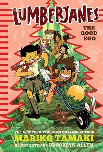 Lumberjanes: The Good Egg (Book Three) (Hardback)