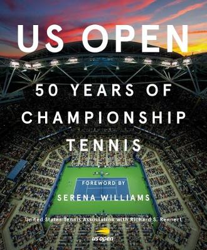 US Open: 50 Years of Championship Tennis (Hardback)