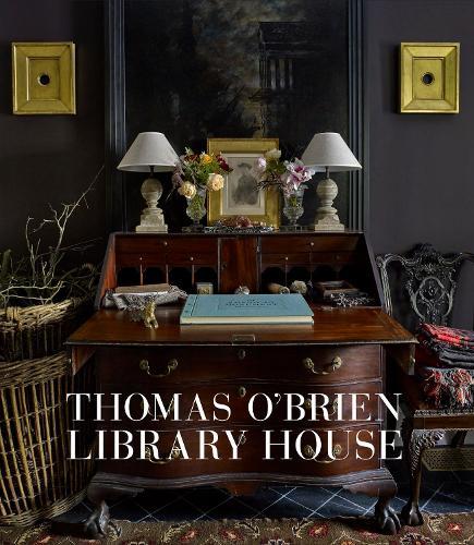 Thomas O'Brien: Library House (Hardback)