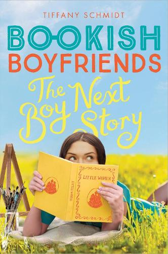 The Boy Next Story: A Bookish Boyfriends Novel - Bookish Boyfriends (Paperback)