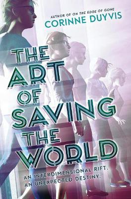 The Art of Saving the World (Hardback)
