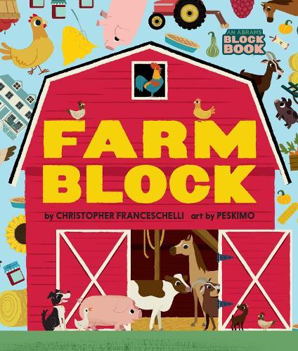 Farmblock (An Abrams Block Book) - An Abrams Block Book (Board book)