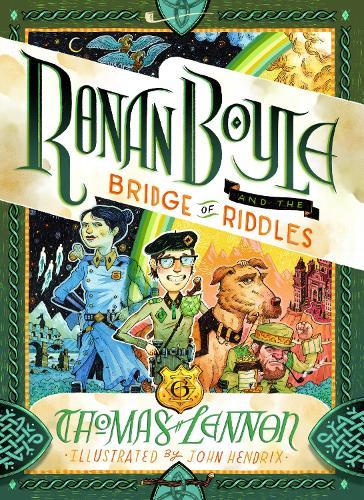 Ronan Boyle and the Bridge of Riddles - Ronan Boyle (Paperback)
