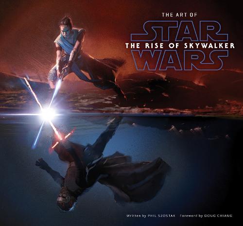 The Art of Star Wars: The Rise of Skywalker (Hardback)
