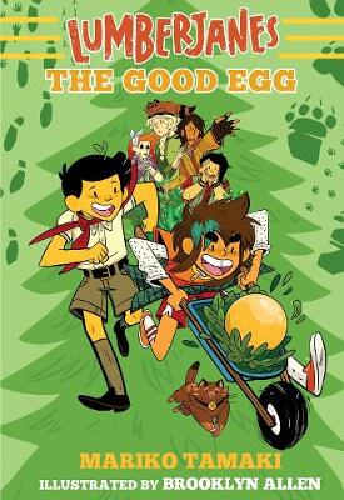 Lumberjanes: The Good Egg (Lumberjanes #3) - Lumberjanes (Paperback)