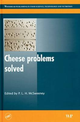 Cheese Problems Solved (Hardback)