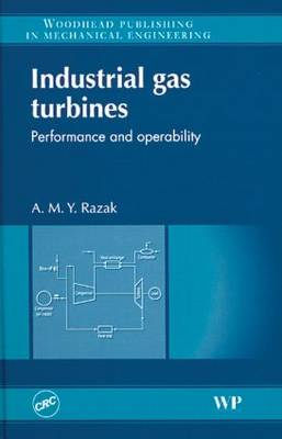 Industrial Gas Turbines: Performance and Operability (Hardback)
