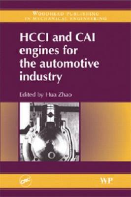 HCCI and CAI Engines for the Automotive Industry (Hardback)