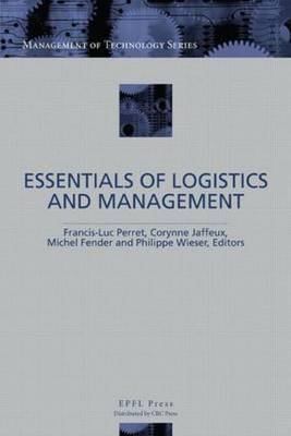 Essentials of Logistics and Management (Hardback)