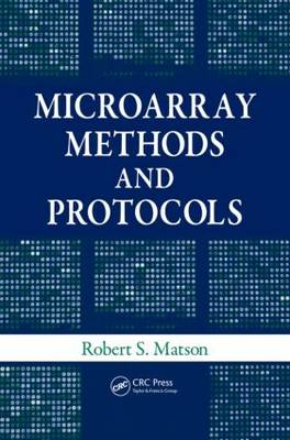 Microarray Methods and Protocols (Paperback)