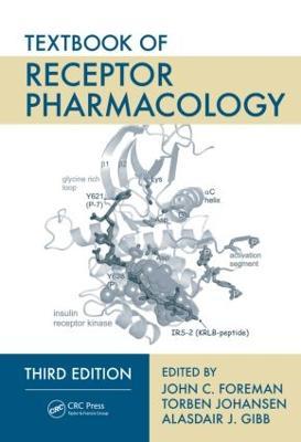 Textbook of Receptor Pharmacology, Third Edition (Hardback)