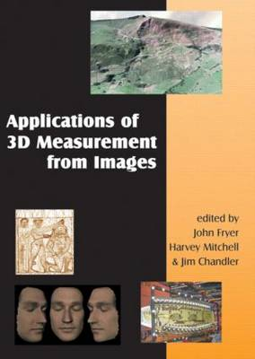 Applications of 3D Measurement from Images + DVD (Hardback)