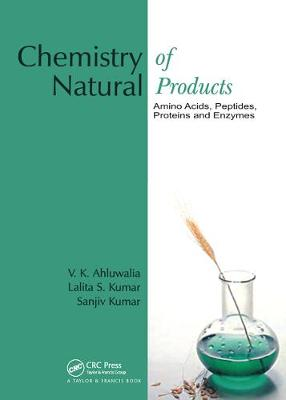 Chemistry of Natural Products: Amino Acids, Peptides, Proteins, and Enzymes (Hardback)