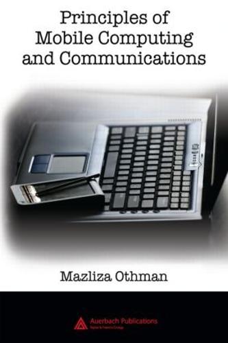 Principles of Mobile Computing and Communications (Hardback)