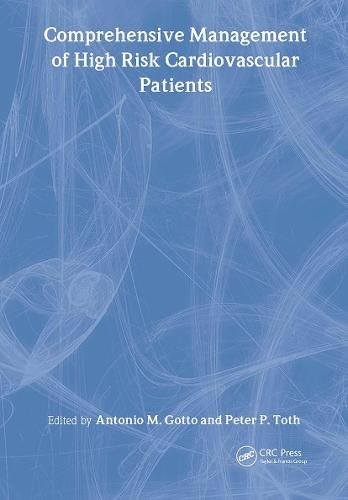 Comprehensive Management of High Risk Cardiovascular Patients (Paperback)