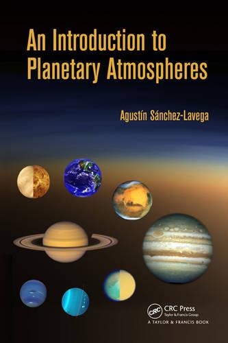 An Introduction to Planetary Atmospheres (Hardback)