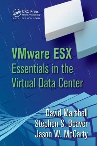 VMware ESX Essentials in the Virtual Data Center (Hardback)